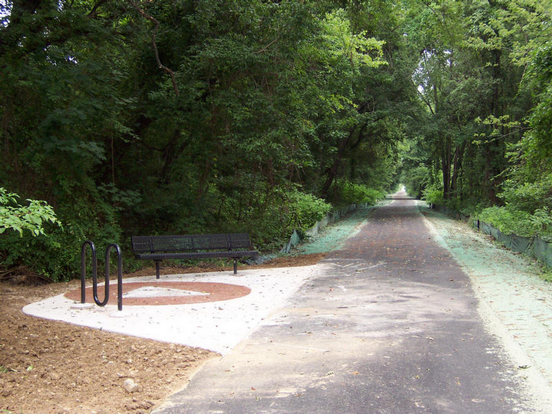 Wilmington-New Castle Greenway: It's the red route | Bike Delaware ...