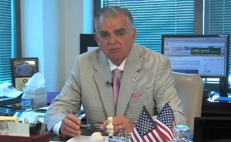 United States Department of Transportation Secretary Ray LaHood