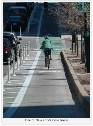 cycletrack_NYC_caption