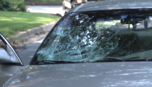 The third of three led/bike weekend crashes left a pedestrian critically injured.   In the earlier two crashes, a pedestrian and cyclist died.