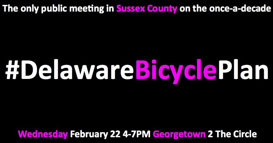 Sussex County (Delaware Bicycle Plan)